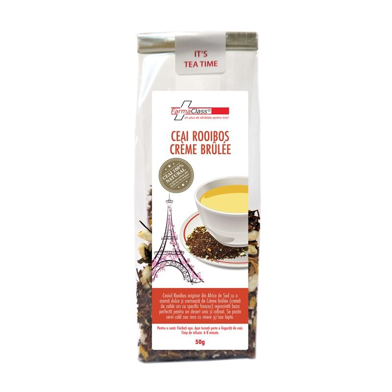 Ceai Rooibos - Creme Brulee